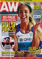 Athletics Weekly Magazine Issue 10/10/2019