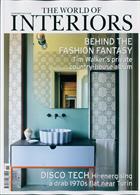 World Of Interiors Magazine Issue NOV 19