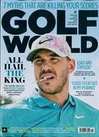 Golf World Magazine Issue NOV 19