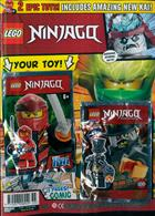 Lego Ninjago Magazine Issue NO 55