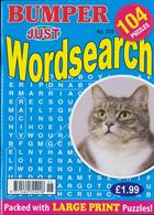 Bumper Just Wordsearch Magazine Issue NO 215