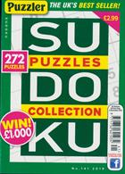 Puzzler Sudoku Puzzle Collection Magazine Issue NO 141