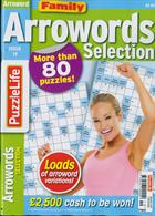 Family Arrowords Selection Magazine Issue NO 19