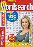 Family Wordsearch Magazine Issue NO 347