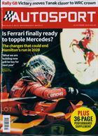 Autosport Magazine Issue 10/10/2019