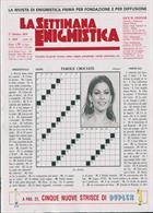 La Settimana Enigmistica Magazine Issue NO 4569