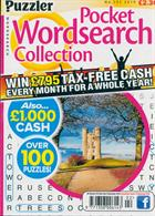 Puzzler Q Pock Wordsearch Magazine Issue NO 202