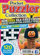 Puzzler Pocket Puzzler Coll Magazine Issue NO 85