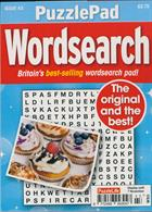 Puzzlelife Ppad Wordsearch Magazine Issue NO 43