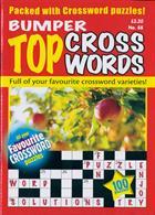 Bumper Top Crosswords Magazine Issue NO 88
