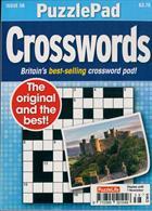 Puzzlelife Ppad Crossword Magazine Issue NO 38