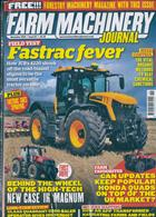 Farm Machinery Journal Magazine Issue NOV 19