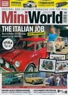 Mini World Magazine Issue NOV 19