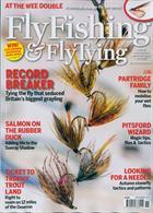 Fly Fishing & Fly Tying Magazine Issue NOV 19