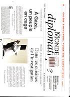 Le Monde Diplomatique Magazine Issue NO 786