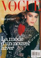 Vogue French Magazine Issue NO 1001