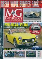 Mg Enthusiast Magazine Issue NOV 19