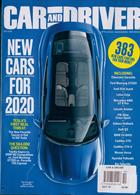 Car & Driver (Usa)  Magazine Issue OCT 19