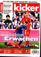 Kicker Montag Magazine Issue NO 41