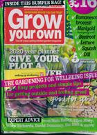 Grow Your Own Magazine Issue JAN 20