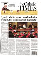 Catholic Times Magazine Issue 01/11/2019