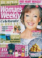 Womans Weekly Magazine Issue 24/12/2019