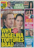 National Enquirer Magazine Issue 02/12/2019