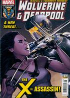 Wolverine And Deadpool Magazine Issue NO 8