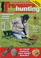 Treasure Hunting Magazine Issue JAN 20