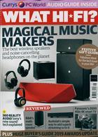 What Hifi Magazine Issue JAN 20