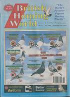 British Homing World Magazine Issue NO 7499