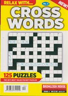 Relax With Crosswords Magazine Issue NO 4
