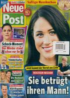 Neue Post Magazine Issue NO 42