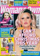 Womans Own Magazine Issue 02/12/2019