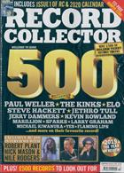 Record Collector Magazine Issue XMAS 19