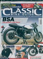 Classic Bike Guide Magazine Issue DEC 19