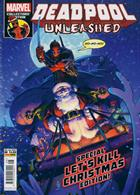 Deadpool Unleashed Magazine Issue NO 8
