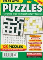 Relax With Puzzles Magazine Issue NO 4