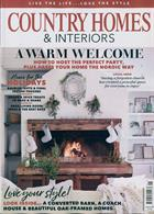 Country Homes & Interiors Magazine Issue JAN 20