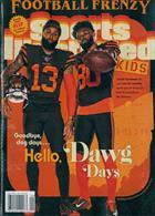 Sports Illustrated Kids Magazine Issue SEP 19