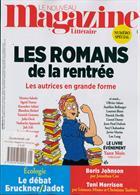 Le Magazine Litteraire  Magazine Issue 21