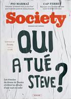 Society  Magazine Issue 12