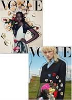 Vogue Italian Magazine Issue NO 829
