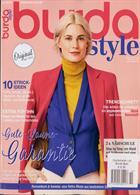 Burda Style German Magazine Issue NO 10