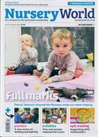 Nursery World Magazine Issue 14/10/2019