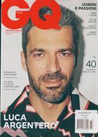 Gq Italian Magazine Issue NO 232