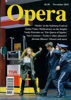 Opera Magazine Issue NOV 19
