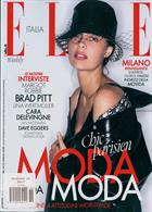 Elle Italian Magazine Issue NO 36