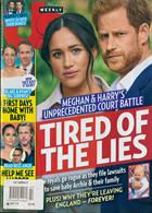 Us Weekly Magazine Issue 21/10/2019
