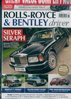 Rolls Royce Bentley Dri Magazine Issue NOV-DEC